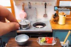 La nueva tendencia culinaria de la 'mini comida'