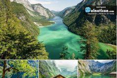Parque Nacional Berchtesgaden, Alemania