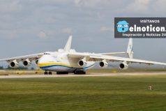 Así es el avión más grande del mundo ¡Quedarás asombrado!