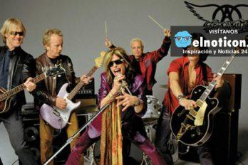 Este será el último concierto de Aerosmith en Bogotá ¡No te lo puedes perder!
