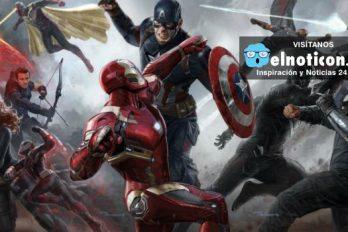 Capitán América: Civil War, la película más taquillera en Colombia