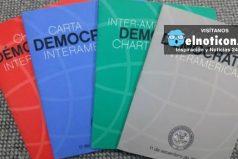 De manera sencilla le explicamos qué es y qué implicaciones tiene la Carta Democrática contra Venezuela