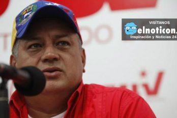 La demanda que presentó Diosdado Cabello en contra del diario Wall Street Journal