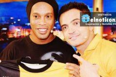 El crack brasileño de fútsal Falcao demostró por qué es el mejor del mundo