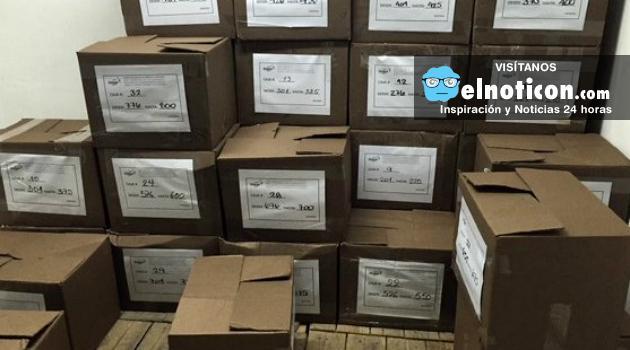 Firmas recolectadas por la oposición venezolana para el referendo revocatorio