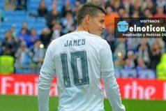 Así entrena James Rodríguez ¿Tendrá una oportunidad en la final de la Champions League?