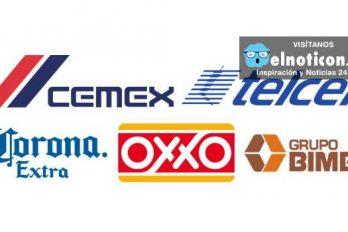 Estas son las 8 marcas más valiosas de México este año, varias de ellas están en Colombia