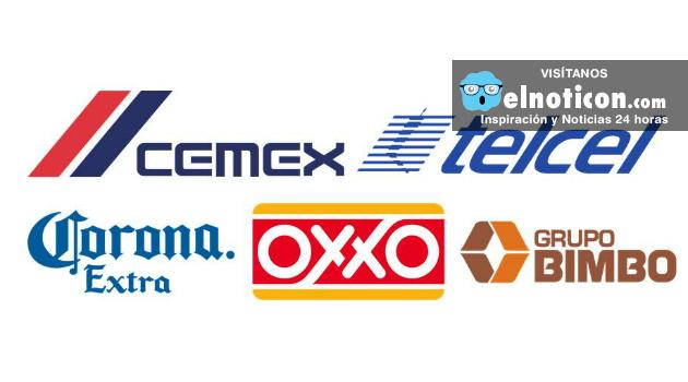 Estas son las 8 marcas más valiosas de México este año, 3 de ellas están en Colombia