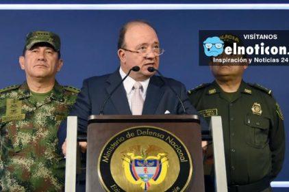 Salud Hernández, Carlos Melo y Diego D'Pablos están en manos del Eln: Mindefensa