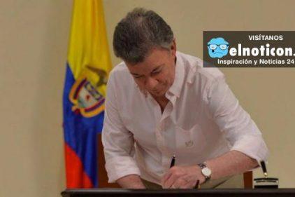 El 66 % de colombianos dicen que va por mal camino el acuerdo de paz, según la encuesta Gallup 2016