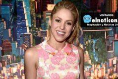 Una nueva polémica de Shakira, ahora habla con acento español en la grabación de ´La Bicicleta'