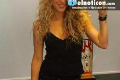 Mira el improvisado baile de Shakira en un establecimiento de Chile, ¡nada mal!
