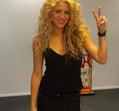Este es el video de Shakira más visto en YouTube