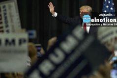 Donald Trump con la mente puesta en vencer a Hillary Clinton