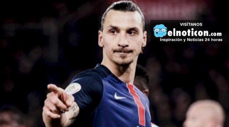 Así le dice adiós Zlatan Ibrahimovic al Paris Saint-Germain