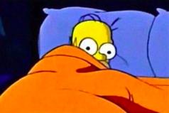 Cuando estoy durmiendo feliz y de la nada me despierto en la noche: Lo peor