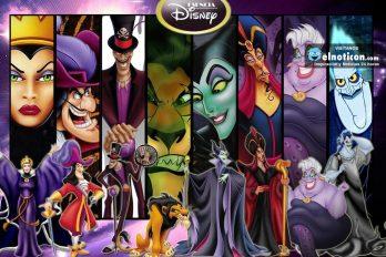 Te contamos lo que no sabias sobre los villanos de Disney ¡Increíble!