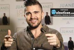 Así Juanes sacó todo su 'Fuego' ¿Qué te parece este tierno momento de Juanes?