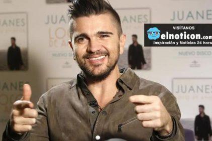 El orgullo casi revienta las redes sociales de Juanes ¡la felicidad existe!