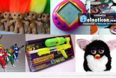 10 Juguetes de tu infancia que tal vez botaste y que hoy valen mucho dinero
