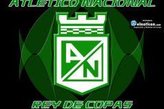 Revive los emocionantes momentos de la CLASIFICACIÓN de Atlético Nacional a La Copa Libertadores