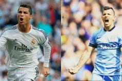 Cristiano Ronaldo Vs. Sergio Agüero ¿Quién crees que es el mejor?