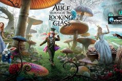 Mira el nuevo adelanto de Alicia a través del espejo ¡Esta de locos!