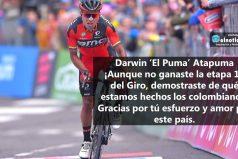 Darwin 'El Puma' Atapuma