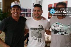 Carlos Vives y Falcao García, dos famosos que se unen para seguir transformando a Santa Marta
