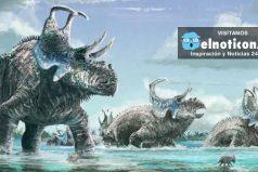 Descubren fósiles de un dinosaurio con cuatro cuernos en Estados Unidos