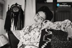 10 fotos de Frida Khalo que tal vez nunca habías visto
