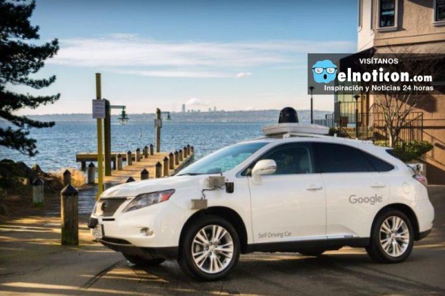 Google paga 20 dólares la hora por viajar en sus carros y no conducirlos