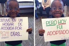¡Ver la sonrisa de un niño no tiene precio!
