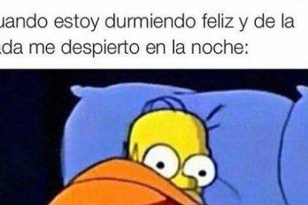 Esto no solo le pasa a Homero Simpson