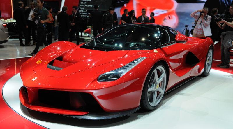 Los 10 autos deportivos más caros del mundo