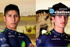 Nairo Quintana y Winner Anacona, dos grandes entrenando para el Tour de Francia