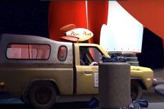 ¿Recuerdas el carro de Pizza Planeta? Esta camioneta ha salido en muchas películas de Pixar ¡Te aseguro que no te habías dado cuenta!