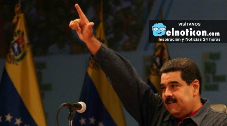 """Maduro: """"Estoy loco como una cabra, pero de amor por Venezuela y por la revolución"""""""