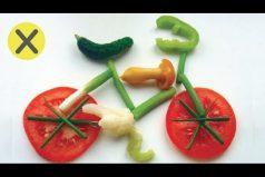 10 Datos curiosos que seguron no conocías sobre la comida
