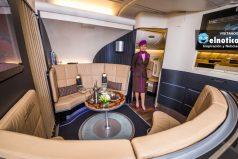 Así es por dentro el avión más lujoso del mundo ¿te gustaría viajar en este avión?