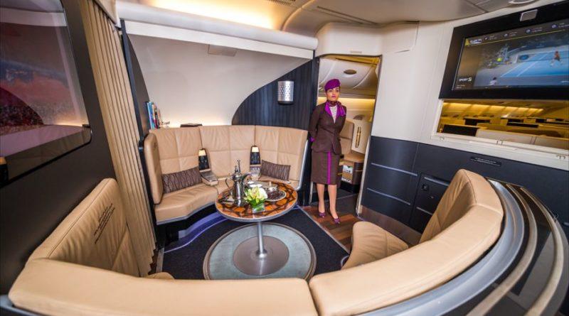 El avión más lujoso del mundo
