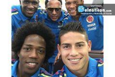 ¿Apoyas a nuestra Selección Colombia? Así recibieron estos grandes la medalla ¡Gracias por tanta alegría!