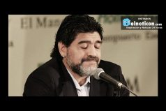 """""""Siento vergüenza, por primera vez, de ser argentino"""", dice Diego Maradona"""