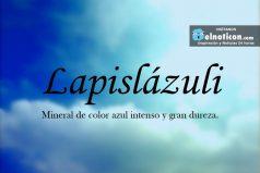 Definición de Lapislázuli