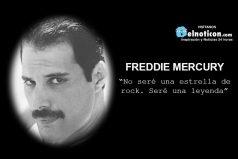 """""""No seré una estrella de rock. Seré una leyenda"""""""