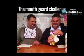 The Mouth Guard Challenge