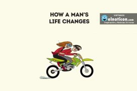 How a man's life changes after marriage