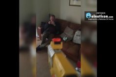 Lad Shoots Dad With Nerf Gun Every Day