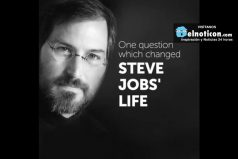 One question which changed Steve Jobs' life