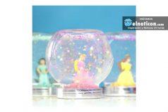 Bola de cristal al estilo de las princesas